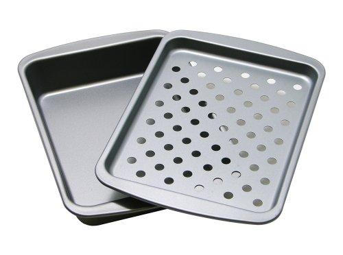 Nordic Ware Toaster Oven 2 Piece Broiler Set Tookcook