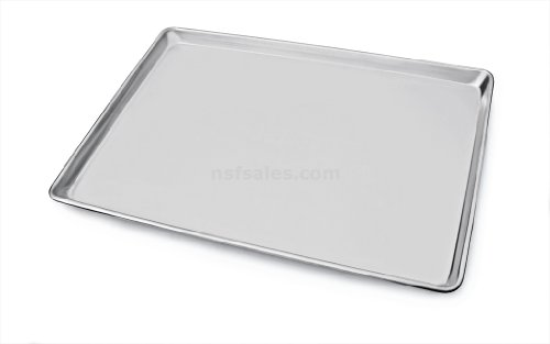 6 pack Aluminum Sheet Pans 1//2 Half Size 13 x 18 Commercial Baking Cookie