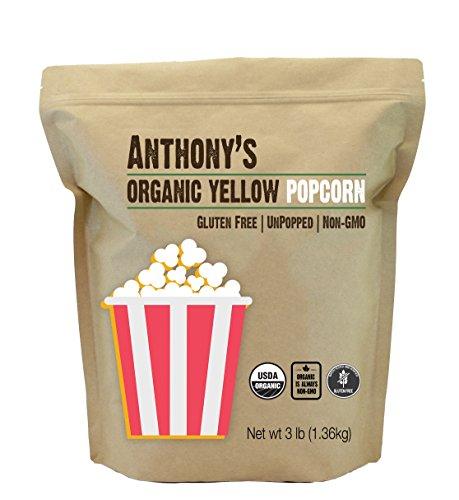 Aicok Popcorn Machine, Popcorn Maker, Hot Air Popcorn Popper
