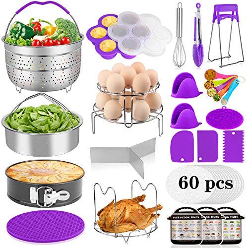Aiduy 23 Pieces Accessories For Instant Pot 6 8 Qt